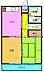間取り,2DK,面積45.47m2,賃料4.8万円,JR高崎線 新町駅 徒歩35分,,群馬県佐波郡玉村町大字上之手1680-3