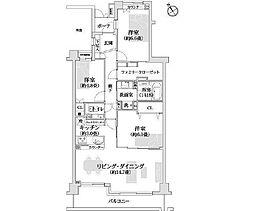 ヴェルナード大倉山四番館