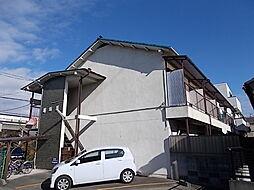 前坂荘[205号室]の外観