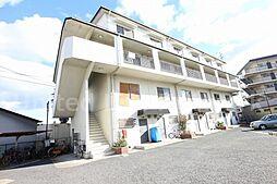 大阪府摂津市三島3丁目の賃貸マンションの外観
