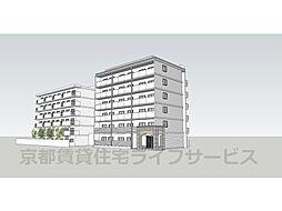 (仮称)西明田町レジデンス[303号室]の外観