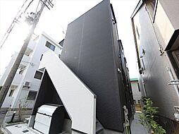 愛知県名古屋市中村区烏森町3丁目の賃貸アパートの外観