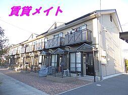[テラスハウス] 三重県四日市市下さざらい町 の賃貸【/】の外観
