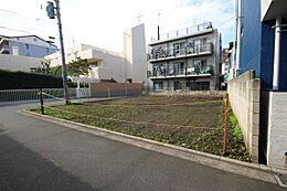 武蔵境駅まで徒歩4分・売地です