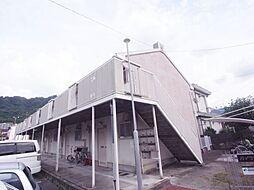 ハイツナカタI[2階]の外観