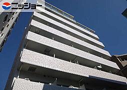 ハピネス美美[8階]の外観