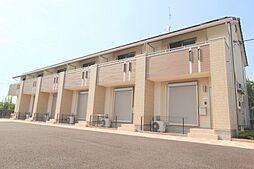 埼玉県幸手市大字下川崎の賃貸アパートの外観