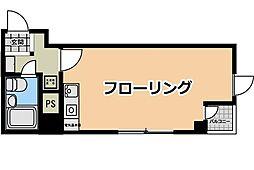 ダイアパレス上野第II[306号室]の間取り