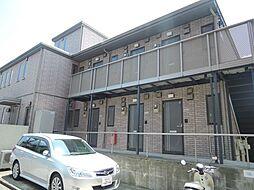 ヴァンベール新松戸[1階]の外観