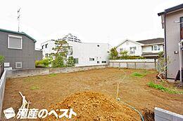 代田2丁目の土地分譲。「世田谷代田」駅徒歩3分の便利な立地です。