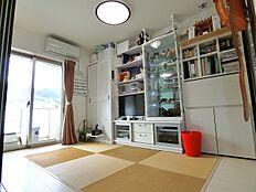 和室約6.0帖です。室内は大変綺麗になっております。