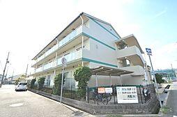 カサベルデ宝塚[1階]の外観