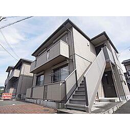 奈良県香芝市磯壁2丁目の賃貸アパートの外観