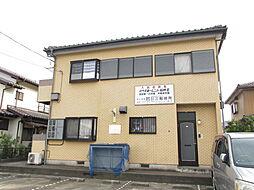 千葉県君津市北子安4丁目の賃貸アパートの外観