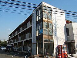京都府京都市伏見区桃山南大島町の賃貸マンションの外観
