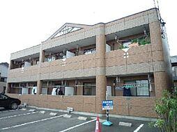 愛知県岩倉市大山寺町の賃貸アパートの外観