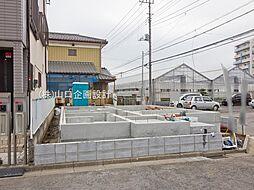 一戸建て(東所沢駅から徒歩17分、96.18m²、3,580万円)