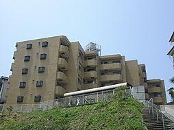 上大岡グリーンハイツB[3階]の外観