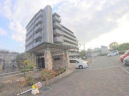 兵庫県宝塚市山本丸橋1丁目の賃貸マンションの外観