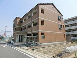 愛知県清須市朝日天王の賃貸マンションの外観