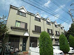 [テラスハウス] 東京都調布市深大寺東町3丁目 の賃貸【/】の外観