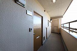 玄関前スペース