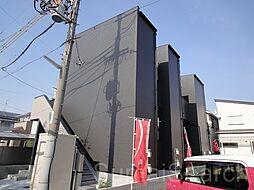 メゾンブラン北野田[1階]の外観