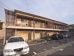橋詰荘[103号室]の外観