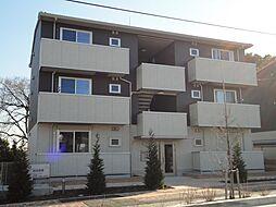 クローカスNIIZB[2階]の外観