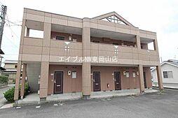 岡山県岡山市東区瀬戸町江尻丁目なしの賃貸マンションの外観