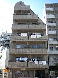 デュオ仲町台[4階]の外観