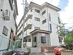 ハーモニーヒルズ藤阪[4階]の外観