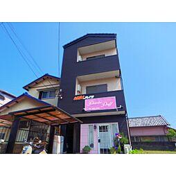 静岡県静岡市葵区上土の賃貸マンションの外観