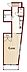 間取り,1K,面積28.1m2,賃料6.1万円,西武多摩川線 新小金井駅 徒歩1分,JR中央線 東小金井駅 徒歩9分,東京都小金井市東町4丁目