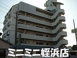 福岡県福岡市西区周船寺3丁目の賃貸マンションの外観