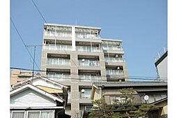 愛知県岡崎市康生通東2丁目の賃貸アパートの外観