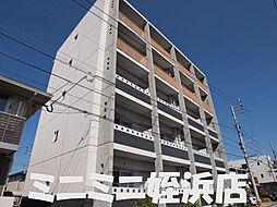 福岡県福岡市西区今宿3丁目の賃貸マンションの外観