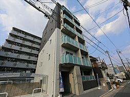 愛知県名古屋市中村区中村本町1丁目の賃貸マンションの外観