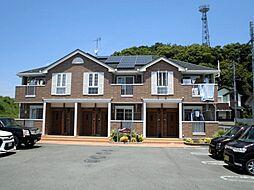 JR紀勢本線 黒江駅 3.1kmの賃貸アパート