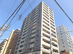 アーデンタワー新町[8階]の外観