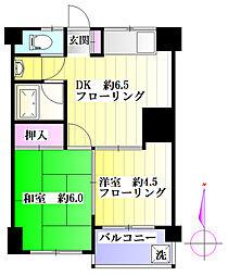 蓮根駅 6.4万円