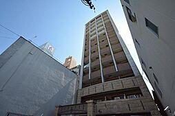 プレサンス大須観音駅前サクシード[4階]の外観