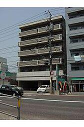 広島県広島市安佐南区古市3丁目の賃貸マンションの外観
