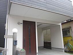 [一戸建] 大阪府摂津市別府2丁目 の賃貸【/】の外観