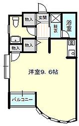 上石神井駅 7.5万円