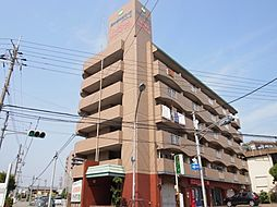 東今宿中村コーポII[5階]の外観
