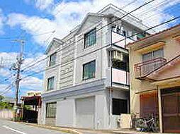 京都府京都市北区上賀茂馬ノ目町の賃貸マンションの外観