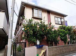 メゾネット山田[1階]の外観