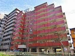 たきよしマンション[4階]の外観