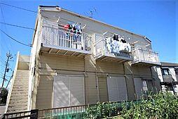 三山パークハウス[1階]の外観